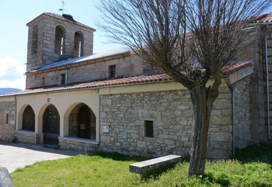 Iglesia Tormellas