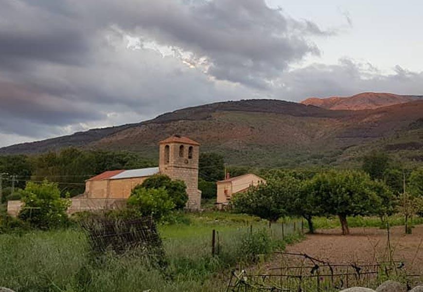 Iglesia - Tormellas